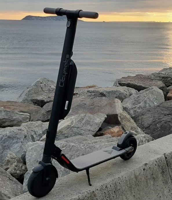 Citymate Elite 350 Watt Elektriki Scooter 8.5 inch Teker Bluetooth