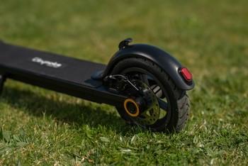 Citymate Gold 350Watt Elektrikli Scooter 8.5 inch Teker Bluetooth Siyah - Thumbnail