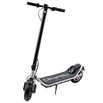 Citymate - Citymate Pro 350Watt Elektrikli Scooter 10 inch Şişme Teker Beyaz