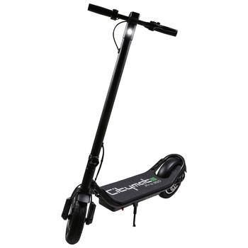 Citymate - Citymate Pro 350Watt Elektrikli Scooter 10 İnch Şişme Teker Siyah