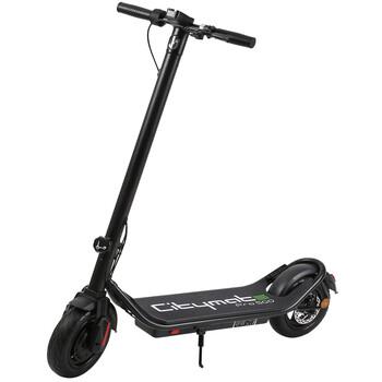 Citymate - Citymate Pro 500 Watt Elektrikli Scooter 10 inch Şişme Teker Bluetooth Siyah