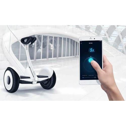 Citymate Pro Elektrikli Kaykay Hoverboard Bluetooth Beyaz