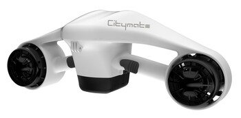 Citymate - Citymate Sea Scooter Elektrikli Deniz Scooter Beyaz