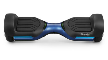 Citymate - Citymate Swift G1 Elektrikli Kaykay Hoverboard 6.5 inch Mavi