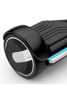 Citymate Swift G1 Elektrikli Kaykay Hoverboard 6.5 inch Siyah - Thumbnail