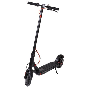 Citymate - Citymate Urban 350Watt Elektrikli Scooter 8.5 inch Dolgu Teker Siyah