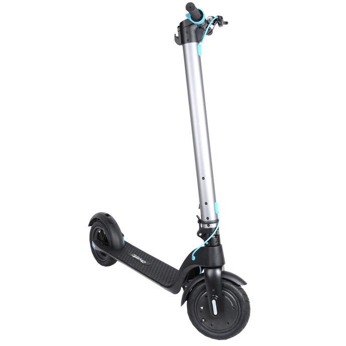Citymate X7 350Watt Elektrikli Scooter Dublex Sisme Teker Gumus