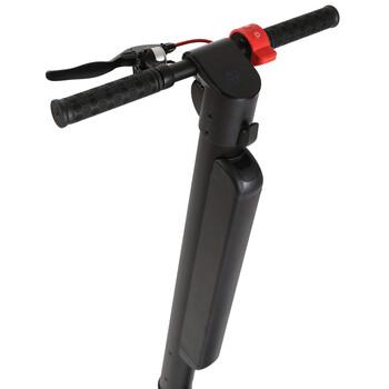 Citymate X8 Sonic 350 Watt Elektrikli Scooter Sisme Teker Siyah - Thumbnail