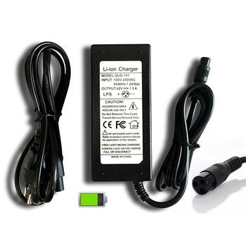 Smart Balance - Elektrikli Kaykay Şarj Adaptörü 42V 1.5A