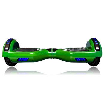 Smart Balance - Smart Balance N3 Elektrikli Kaykay Hoverboard 6.5 inch Yesil