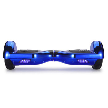 Smart Balance - Smart Balance N3P Elektrikli Kaykay Hoverboard 6.5 İnch Parlak Kasa Mavi