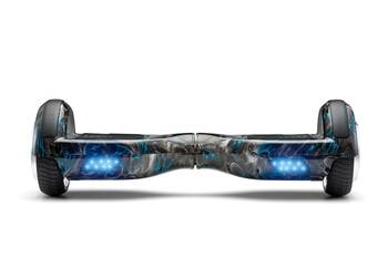 Smart Balance - Smart Balance N3S Elektrikli Kaykay Hoverboard 6.5 inch Grafity Desenli Kasa 20