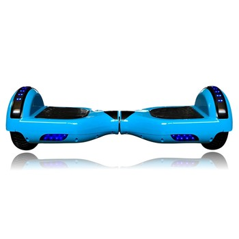 Smart Balance - Smart Balance N3 Elektrikli Kaykay Hoverboard 6.5 inch Turkuaz