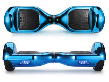 Smart Balance N3P Elektrikli Kaykay Hoverboard 6.5 İnch Parlak Kasa Turkuaz - Thumbnail