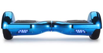 Smart Balance - Smart Balance N3P Elektrikli Kaykay Hoverboard 6.5 İnch Parlak Kasa Turkuaz
