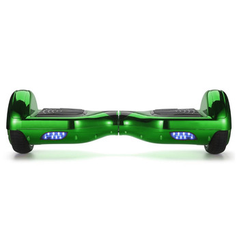 Smart Balance - Smart Balance N3P Elektrikli Kaykay Hoverboard 6.5 İnch Parlak Kasa Yeşil