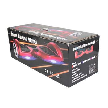 Smart Balance N3S Elektrikli Kaykay Hoverboard 6.5 inch Grafity Desenli Kasa 03 - Thumbnail
